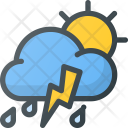 Day storm Icon
