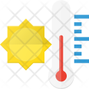 Day Temperature Celsius Icon