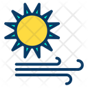 Day Sun Weather Icon
