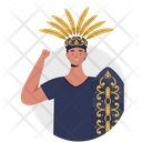 Dayak Icon