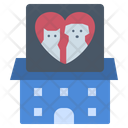 Daycare House Pet Zone Icon