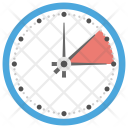 Daylight Saving Time Starts Icon