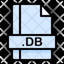 Db File File Extension Icon