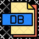 Db File File Type Icon