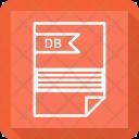 Db File Format Icon