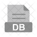 Db File Extension Icon
