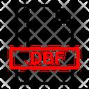 Dbf Extension File Icon
