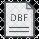 Database File Interface File Icon