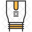 Dc Cord Connector Icon