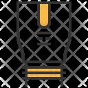 Dc Cord Connector Icon
