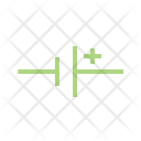 Dc Voltage Source Icon