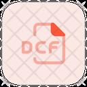 Dcf File Icon