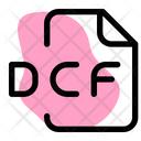 Dcf File Audio File Audio Format Icon