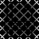 Dcr File Format Icon