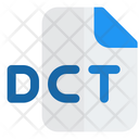 Dct File Audio File Audio Format Icon