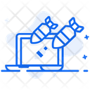 Ddos Attack Cyber Attack Cyber Hack Icon