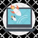 Ddos Phishing Cyber Icon