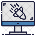 Ddos Cybercrime Icon