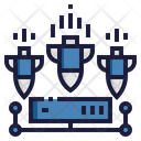 Ddos High Attack Icon