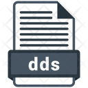 Dds File Formats Icon
