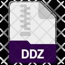 Ddz File Icon