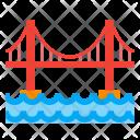 De abril bridge Icon