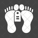 Dead Person Body Icon