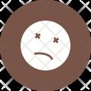 Dead Emoji Face Icon