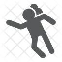 Crime Scene Accident Icon