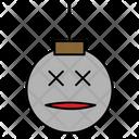Dead Face Death Icon