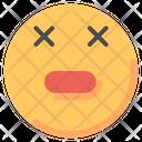 Dead Emoji Emot Icon