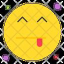Dead Emoticon Face Icon