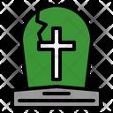 Dead Death Grave Icon