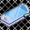 Dead Body Freezer Icon