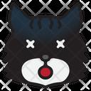 Dead Cat Icon