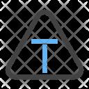 Dead End Icon