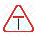 Dead End Sign Icon