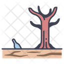 Dead Environment Tree Icon
