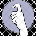 Dead Finger Finger Fingers Icon