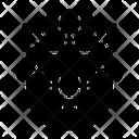 Dead King King Emoji Icon