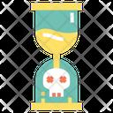 Dead Line Time Deadline Time Management Icon