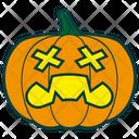 Dead Pumpkin Icon