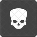 Dead Skull Death Icon