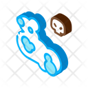 Dead Skull Smoke Icon
