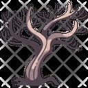 Dead Tree Dry Tree Branch Icon