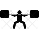 Deadlift Activity Game Icon