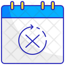 Deadline Time Timer Icon