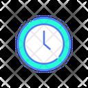 Deadline Timeline Time Limit Icon