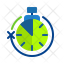Deadline Due Date Timeline Icon