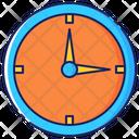 Deadline Time Clock Icon